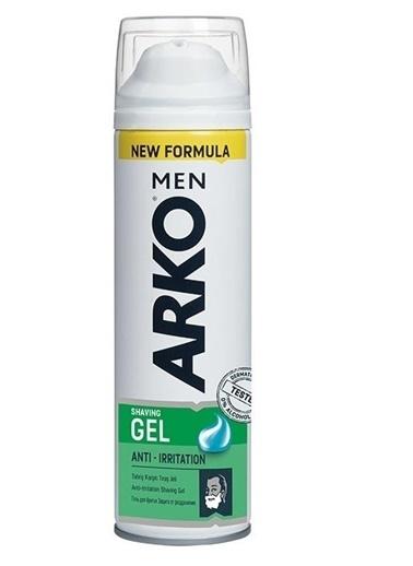 Marka Arko Men Traş Jeli Antı Irrıtatıon Tahriş Karşıtı 200 Ml Renksiz